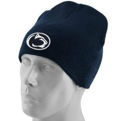 NCAA Top of the World Penn State Nittany Lions Navy Easy Does It Knit Beanie Top of the World. $9.95