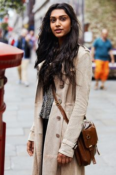 burberry:    Shaan Kandola  Photographed by Jon Cardwell on Regent Street in London  Student