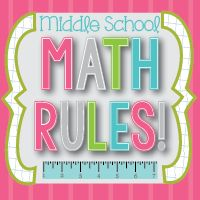 Middle School Math Rules!: Establishing routines and procedures #1- Papers