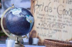 Travel lovers personalized details  #destinationwedding #intimatewedding #weddingstyle #beachwedding #exclusivewedding