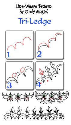 Pattern inspired by a holiday ornament that hangs on our Christmas tree. You can download this pattern worksheet from my blog at: rainbowelephant.com and see the how-to video as well.