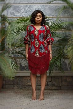 These classy Ankara styles will make you locate your tailor; if you want to turn heads at the next event you attend, then you need these Ankara styles to make a difference Ankara Dress Styles, Ankara Styles For Women, Latest Ankara Styles, Ankara Gowns, Ankara Dress Designs, African Fashion Ankara, Latest African Fashion Dresses, African Print Fashion, Short African Dresses
