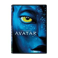 Avatar Blu-Ray & DVD coming April 22nd | Hollywood.com ❤ liked on Polyvore featuring movies, dvds, backgrounds, electronics and filmes