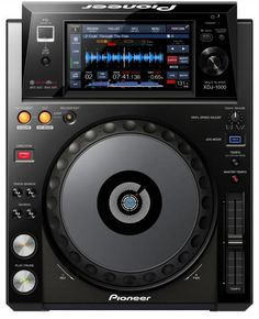 Pioneer XDJ-1000 USB only rekordbox ready Player with advanced touch screen technology