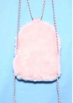 Pinterest: Y a s m i n  L i n t n e r | pink backpack