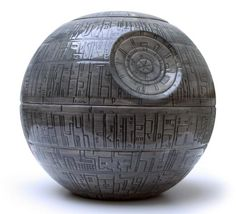 Star Wars Death Star Cookie Jar