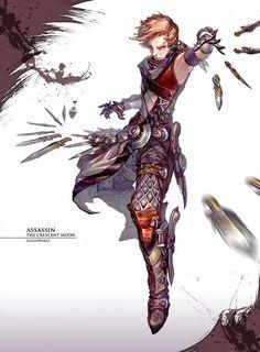 Guild Wars 2 Concept Art