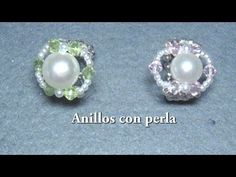 #DIY - Anillo de perla #DIY - Pearl Ring - YouTube
