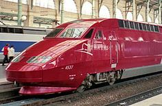 TGV Thalys PBA in Paris
