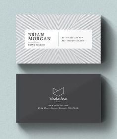 Best business card designs 2017 inspiration gallery graphic clean business card template best for personal ide see more at yp4s reheart Choice Image