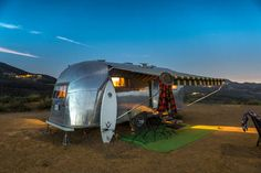 Check out this awesome listing on Airbnb: AIRSTREAM VINTAGE TRAILER ADVENTURE in Malibu