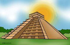 Maya, Aztec, Incas-games and activites for kids.  Wk. 4- 7
