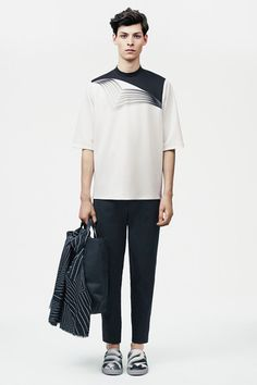Christopher Kane Spring 2015 Menswear Collection Slideshow on Style.com