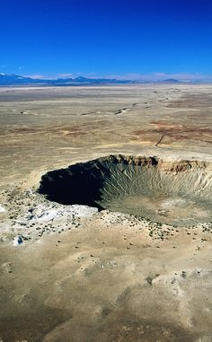 Meteor Crater | Travel | Vacation Ideas | Road Trip | Places to Visit | Winslow | AZ | Science Museum | Natural Feature | Science Place | Museum | Tourist Attraction | Offbeat Attraction | Children's Attraction