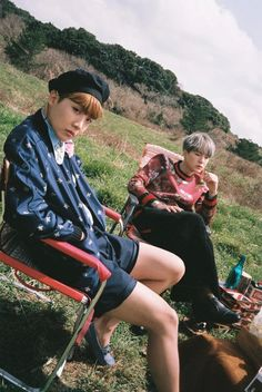 BTS || J-Hope & Suga || HYYH - Young Forever