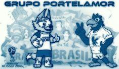 A Copa do Mundo 2018 está se aproximando.  Boa sorte Brasil!  www.portelamor.com Porque amar é fundamental.