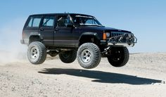 The 5 Coolest XJ Cherokees