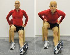 These knee strengthening exercises will help with your running, strengthen the muscles around the knee and prevent knee pain.