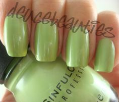 Sinful Colors: 2012 Cast Away Collection-Olympia