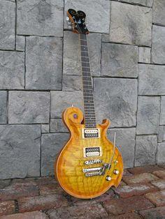 Vita Guitars Occhio