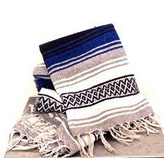 vintage serape blanket - fringed southwestern blanket by mkmack on Etsy Southwestern Blankets, Desert Sunset, Wardrobe Ideas, 1960s, I Shop, Universe, Queen, Shopping, Vintage
