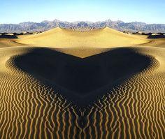 Amor seco, desertico en la duna!