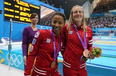 London 2012: Canada's first medal a bronze in diving - Jennifer Abel & Emilie Heymans in the 3 metre synchronized springboard