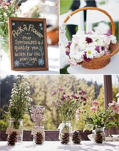spring wedding reception ideas - Google Search