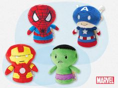 Learn about these adorable pint-sized characters so cute you'll want to collect them all.