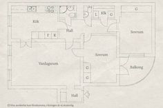 small floor plan