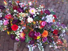 7. Najaars arrangement rouwwerk