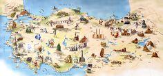 turkey-tourism-map