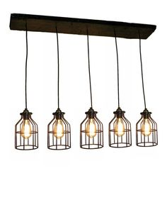 Hey, I found this really awesome Etsy listing at https://www.etsy.com/listing/192210792/5-cage-pendant-reclaimed-wood-chandelier