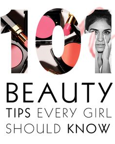 Must read hair, makeup, and skincare tips to keep you looking fabulous!