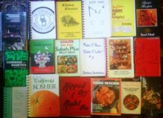 Lot 18 Assorted Cookbooks ~ cuisine, cooking, food Chinese, Jewish, California + http://www.ebay.com/itm/Lot-18-Assorted-Cookbooks-cuisine-cooking-food-Chinese-Jewish-California-/331096268379?pt=US_Nonfiction_Book&hash=item4d16e01e5b cookbook #food #yummy $14.95