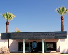 A Contemporary Gallery on Main Street, Old Town Scottsdale, AZ