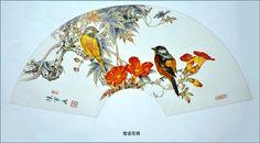 Традиционная китайская каллиграфическая живопись. . Обсуждение на LiveInternet - Российский Сервис Онлайн-Дневников