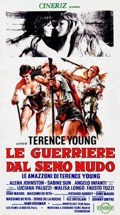 Cinema Italiano Database: LE GUERRIERE DAL SENO NUDO (1974)