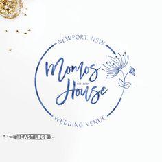Premade Logo Design. Natural Logo. Tea Leave Logo. by easylogo