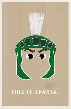 Great Design - Spartan Style...