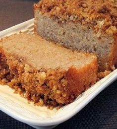 Apple Pie Bread - Might try to make this tonight!