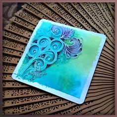 Lily's Tangles: Tiles between October 1 - 14