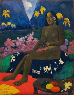 Lydia Anneli Bleth: Paul Gauguin (1848 - 1903)
