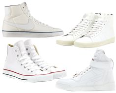 SHOP IT!  http://ohfrantastic.com/2014/03/03/eyes-on-white-high-top-sneakers/