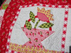 Annie Basket Quilt with Lakehouse fabrics!