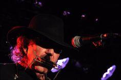 "soultrainonline.de - EXCLUSIVE INTERVIEW - CONCERT REVIEW: Tony Joe White – Live – ""Steamy Window"" in Wuppertal!"