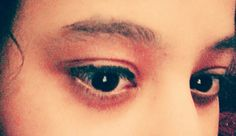 Special ready to school     Eye makeup with staired  Liner....