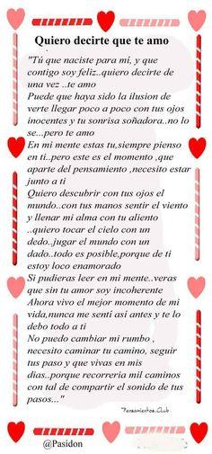 20 cartas poemas de amor muy romanticos para enamorar – Pensamientos.club