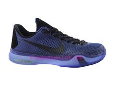 best loved bebb7 2a78e Chaussure Basket Homme Nike Kobe 10 Laker Pourpre Pas Cher-742549-LK - Nike  Chaussures de Basket Site Officiel, Distributeurs en France.