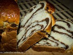 Romanian Food, Romanian Recipes, Nutella, Baked Goods, Pancakes, Yummy Food, Delicious Recipes, Menu, Bread